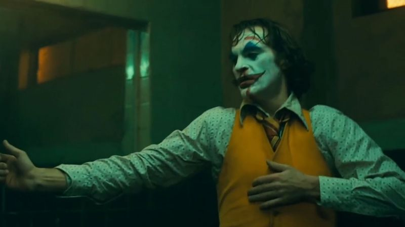 Joker - scenariusz trafił do sieci. Co ujawnia?