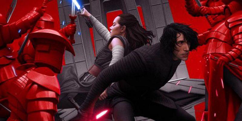 Gwiezdne wojny: Skywalker. Odrodzenie – nowy szkic Dark Rey w sieci