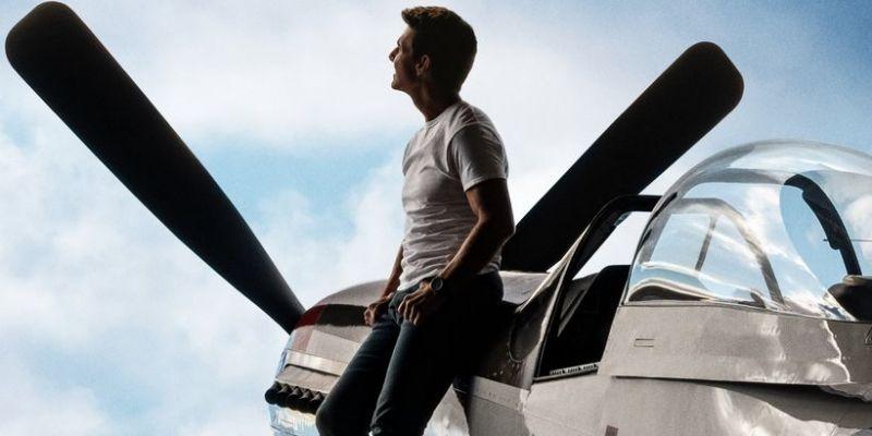 Top Gun Maverick - nowy zwiastun. Tom Cruise znów w kaskaderskich akcjach