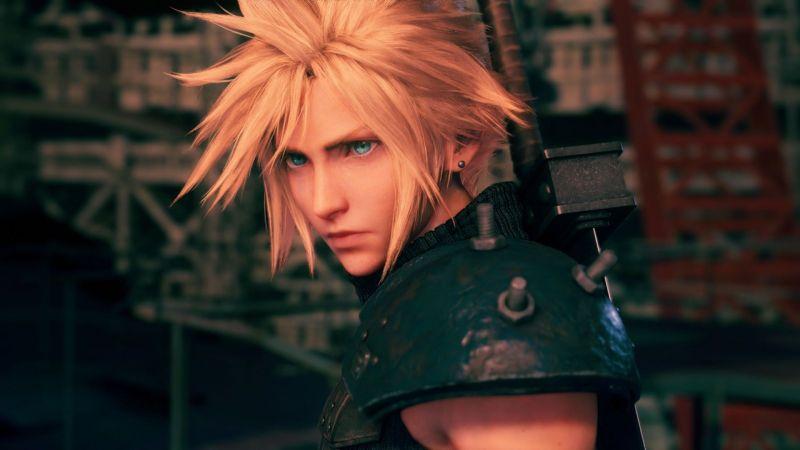 Final Fantasy 7 Remake – los pudełkowych wydań gry nadal jest niepewny