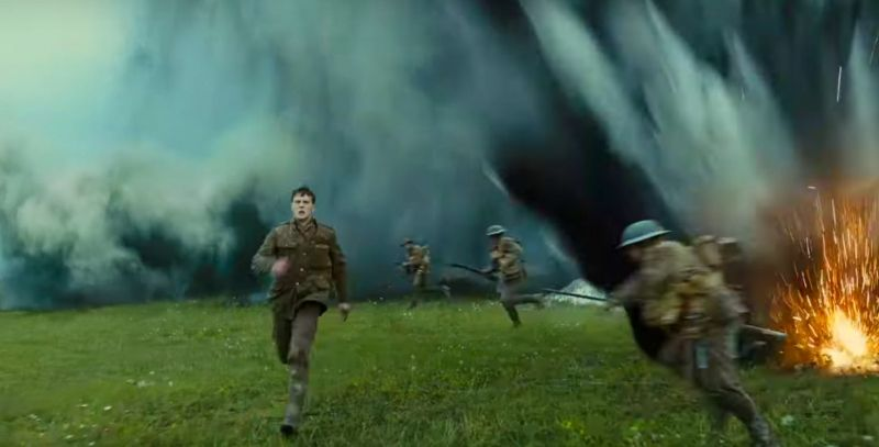 1917 pokonuje Gwiezdne Wojny: Skywalker. Odrodzenie. Wyniki box office