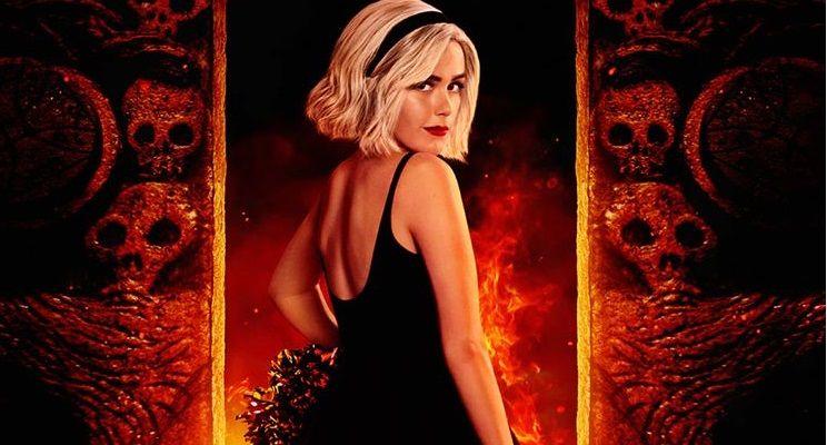 Chilling Adventures of Sabrina - bohaterka na oficjalnym plakacie 3. sezonu