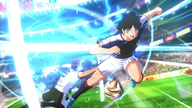 Captain Tsubasa: Rise of New Champions - kultowe anime doczeka się gry. Oto pierwszy zwiastun