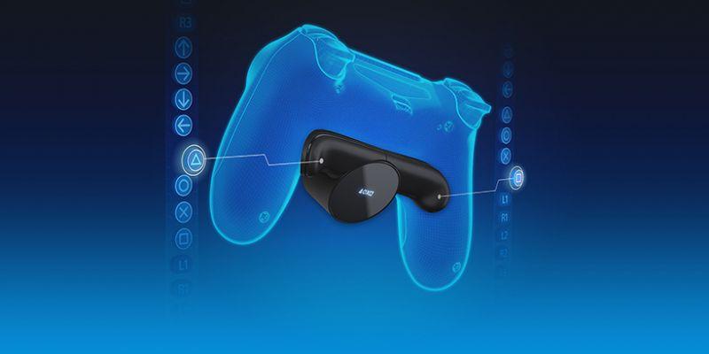 Testujemy DualShock 4 Back Button Attachment