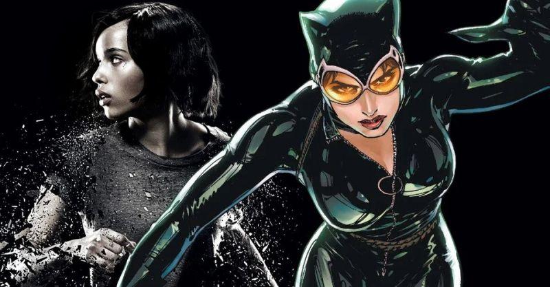 The Batman - Zoe Kravitz opowiada o sile kobiecości Catwoman