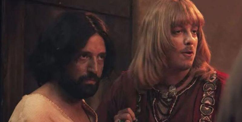 Pierwsze kuszenie Chrystusa - Jarosław Gowin chce usunięcia filmu z Netflixa
