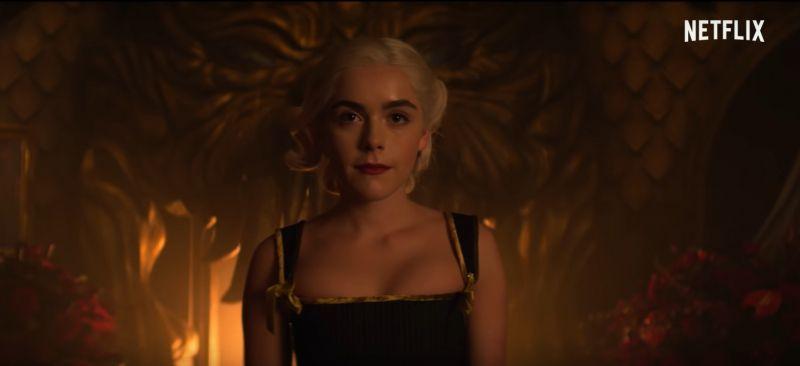 Chilling Adventures of Sabrina - zwiastun 3. sezonu. Walka o koronę piekła!