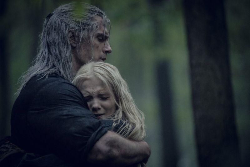 Wiedźmin - dziwaczna rodzina. Showrunnerka o relacji Geralta i Ciri w 2. sezonie serialu