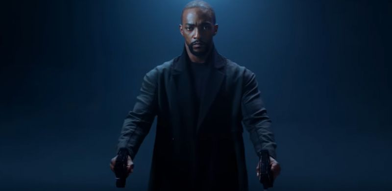 Altered Carbon - nowy teaser 2. sezonu serialu. Anthony Mackie jako Takeshi Kovacs