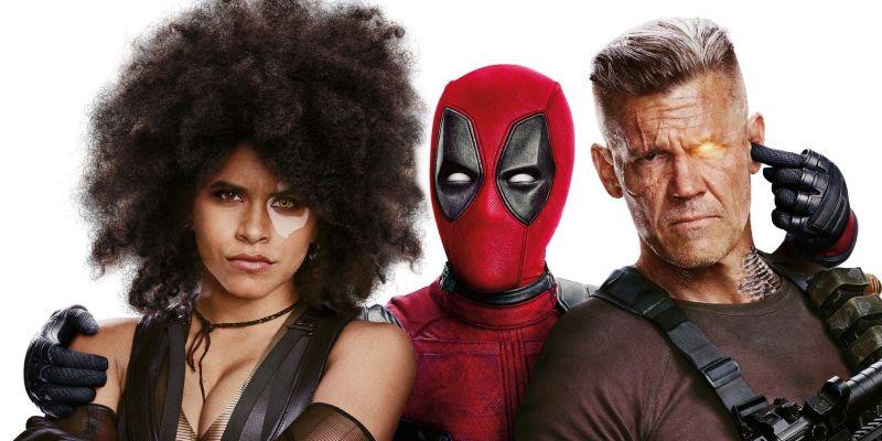 Deadpool 2 - szkice koncepcyjne. Omega Red, Brad Pitt jako Cable i inna Domino