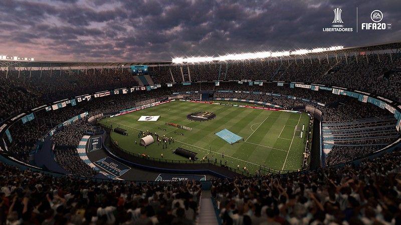 FIFA 20: Copa Libertadores za darmo dla posiadaczy gry