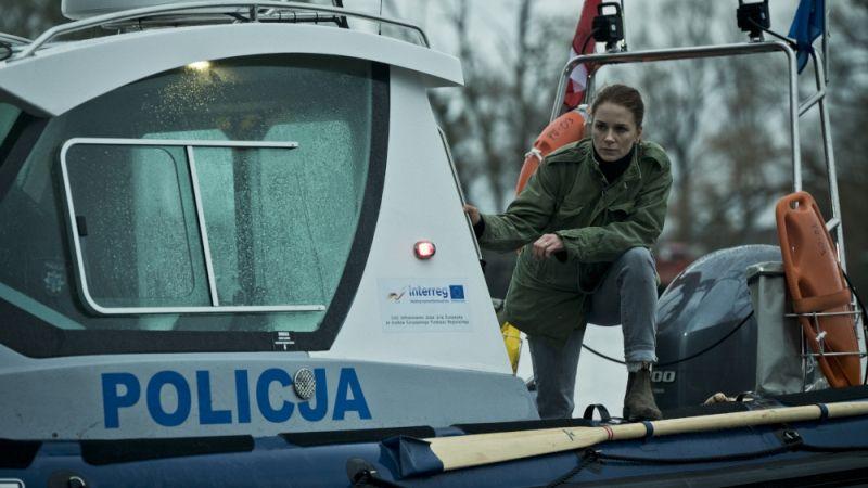 Odwilż - Katarzyna Wajda na pierwszych zdjęciach z nowego serialu HBO Europe