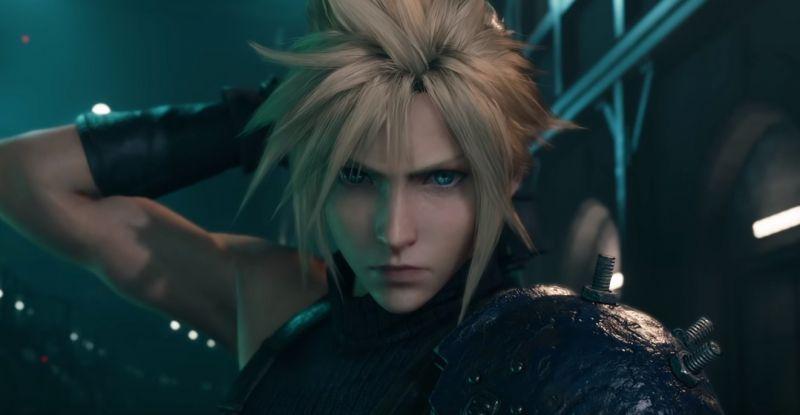 Final Fantasy 7 Remake - intro to prawdziwa podróż w czasie. Zobacz nowe wideo