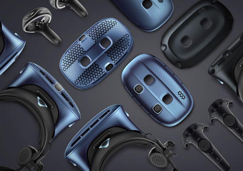 HTC wypuści nowe modele Vive Cosmos dla miłośników VR