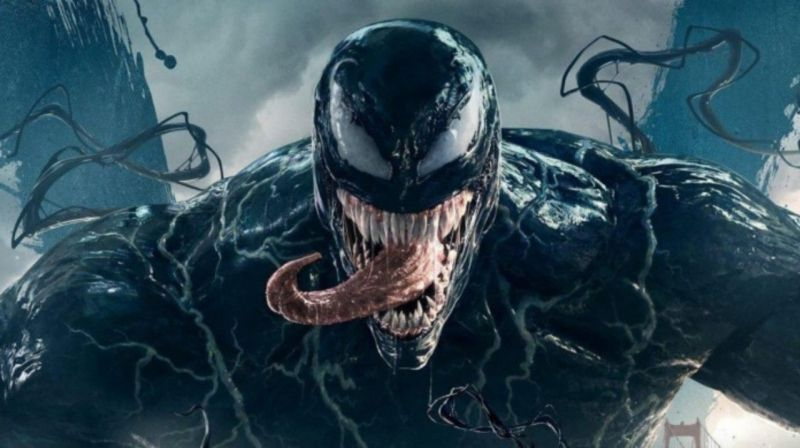 Venom 2 - Tom Hardy znów sugeruje spotkanie Spider-Mana i symbionta?
