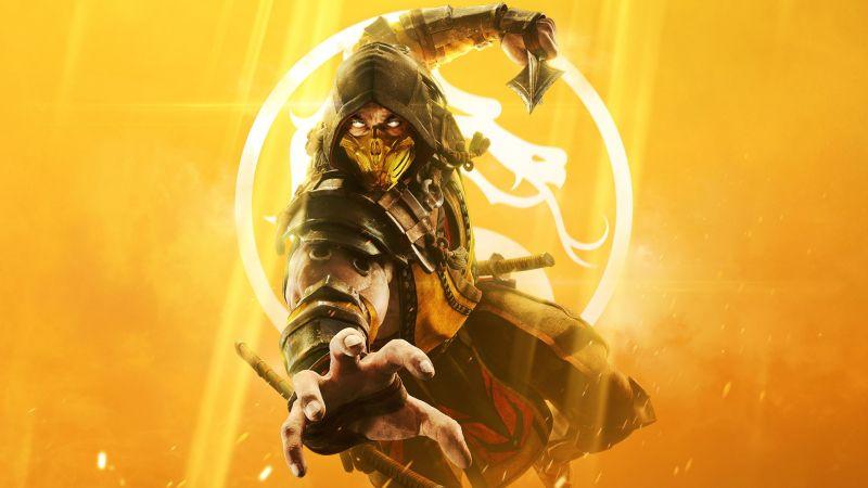 Bohaterowie Mortal Kombat jak żywi. Te fanarty powstawały... 245 godzin