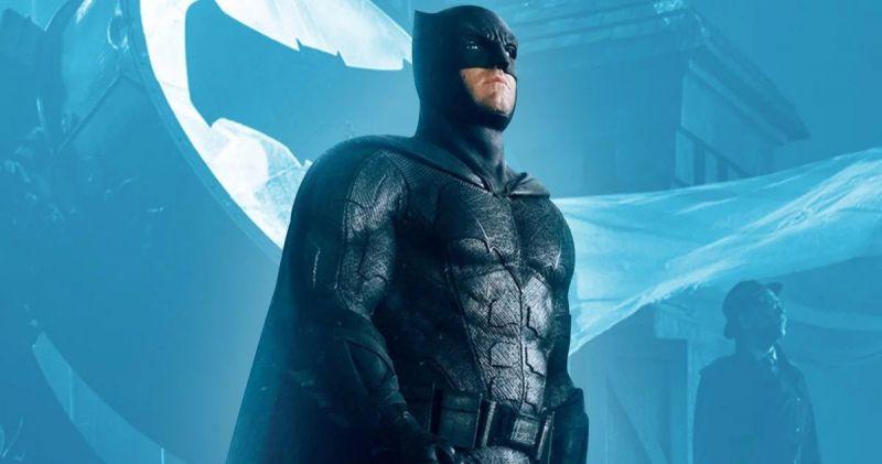 Ben Affleck o powrocie do roli Batmana: Drzwi są zamknięte. Podzielił się jednak żartem