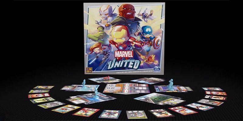 Marvel United podbija Kickstartera. Gra planszowa z bohaterami Marvela