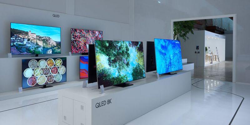 Samsung przedstawia ofertę telewizorów na rok 2020