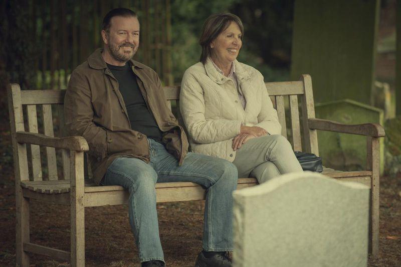 After Life - rozpoczęto zdjęcia do 3. sezonu serialu Netflixa