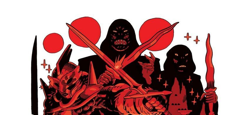 Obejrzyj plansze z nowości Non Stop Comics