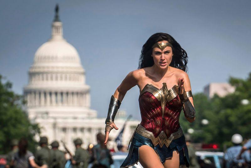 Wonder Woman 1984 - ugnij kolano przed Amazonką. Nowe zdjęcie z filmu
