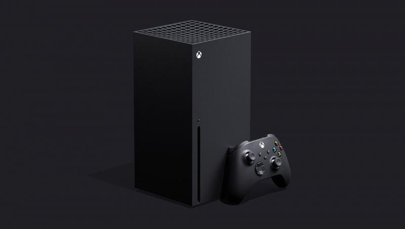 Xbox Series X - logo konsoli ujawnione