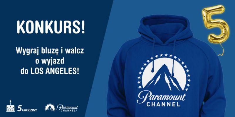 Konkurs z okazji urodzin Paramount Channel. Do wygrania wycieczka