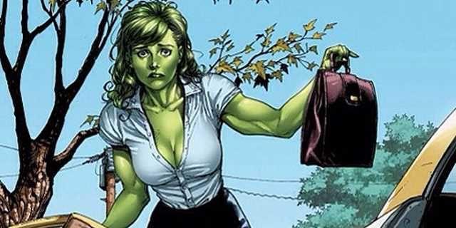 She-Hulk - ruszyły prace na planie. Jest zdjęcie aktorki grającej tytułową rolę