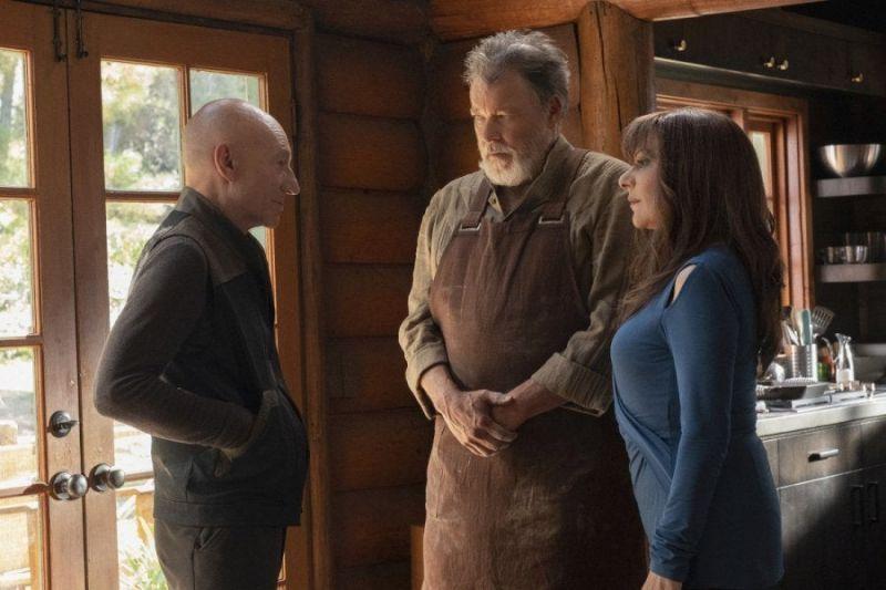 Star Trek: Picard: sezon 1, odcinek 7 - recenzja