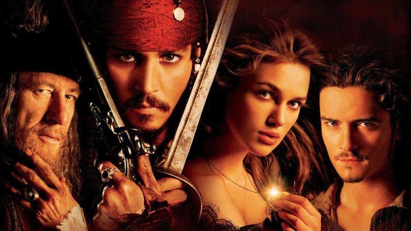 Piraci z Karaibów: Klątwa Czarnej Perły - quiz dla fanów. Postaw żagle, weź butelkę napitku i rusz na przygodę!