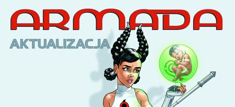 Armada #20: Aktualizacja - recenzja komiksu