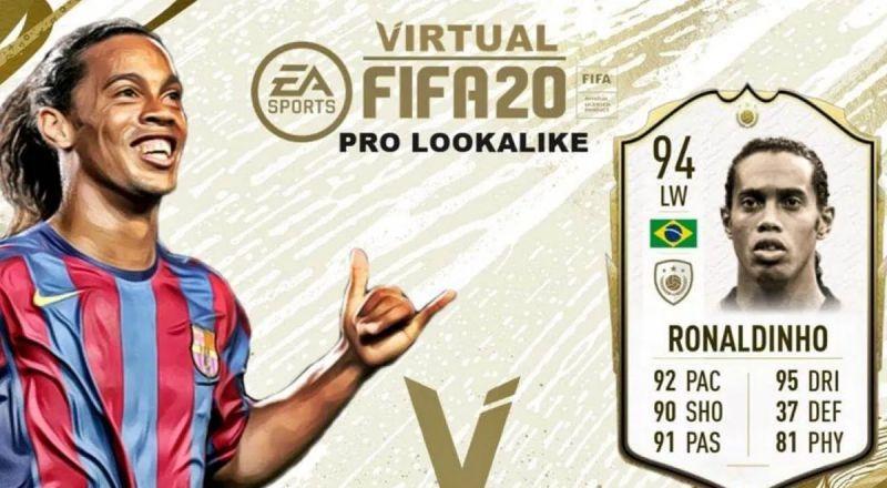 Ronaldinho zniknie z FIFA 20? To efekt problemów z prawem byłej gwiazdy piłki nożnej