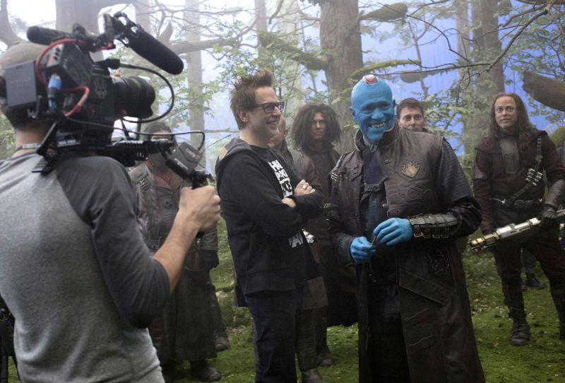 Strażnicy Galaktyki - James Gunn ujawnił żart, który musiał wyciąć z filmu