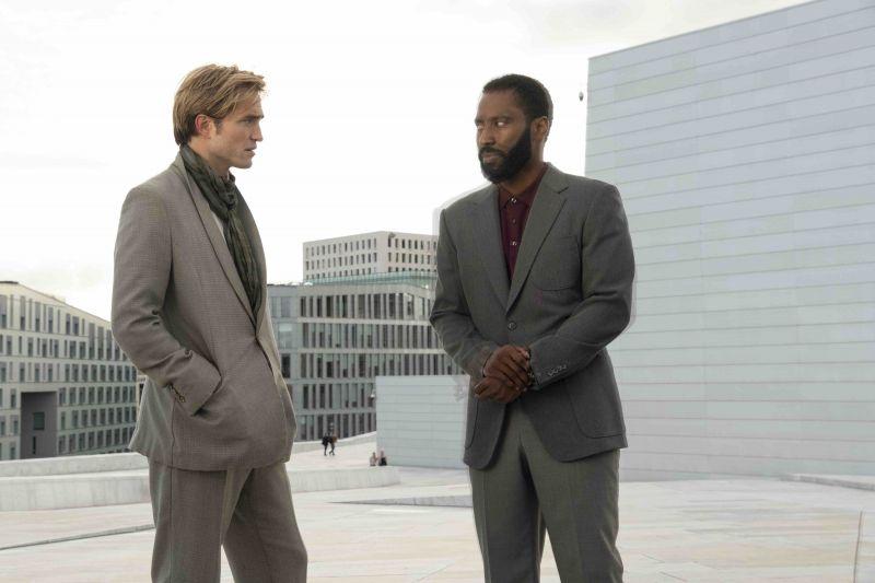 Tenet - oto oficjalny czas trwania nowego filmu Christophera Nolana