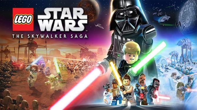 LEGO Gwiezdne Wojny: Skywalker Saga - wyciekła data premiery gry