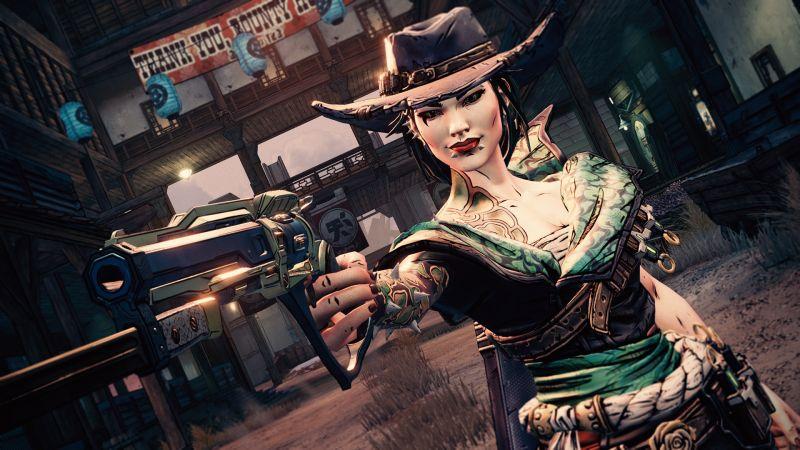 Borderlands 3 zmieni się w western. Zapowiedziano dodatek Bounty of Blood: A Fistful of Redemption