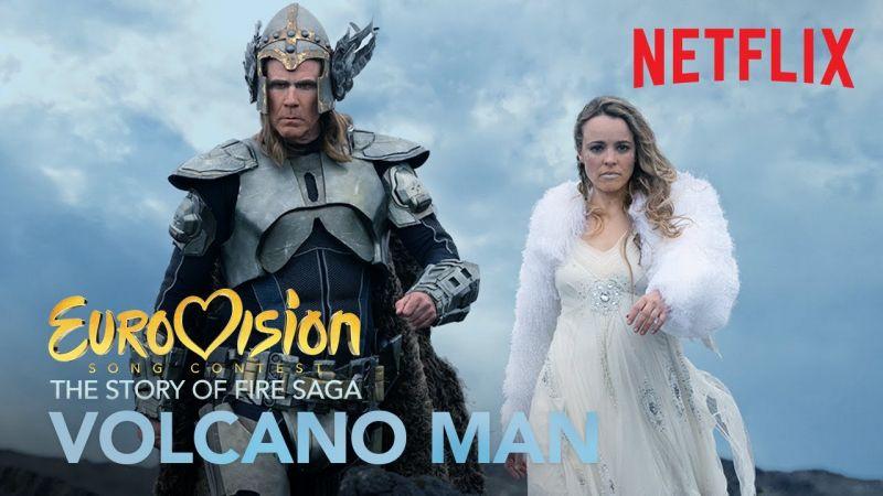 Eurowizja wyśmiana przez Netflixa? Piosenka z filmu z Willem Ferrellem