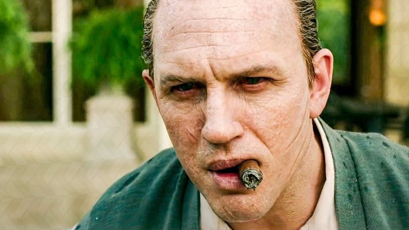 Capone - recenzje w sieci. Jak wypada film Josha Tranka z udziałem Toma Hardy'ego?