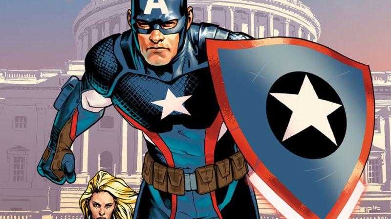 Kapitan Ameryka. Steve Rogers. Tom 1 – recenzja komiksu