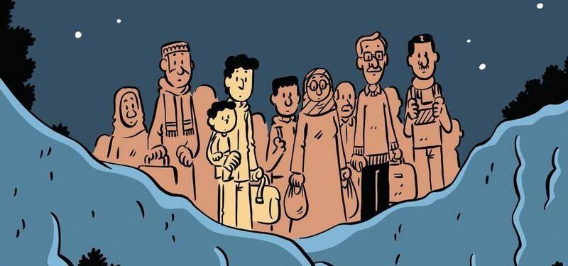 Odyseja Hakima. Tom 2: Z Turcji do Grecji – recenzja komiksu