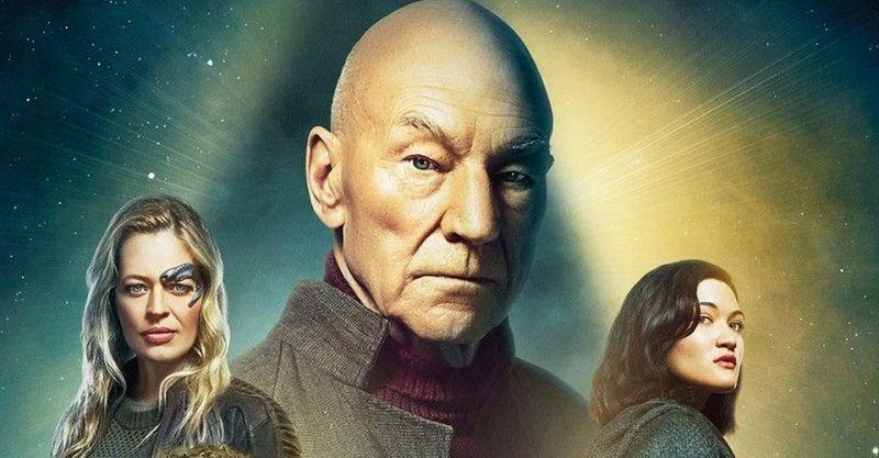 Star Trek: Picard - Patrick Stewart oczekuje więcej ryzyka w 2. sezonie