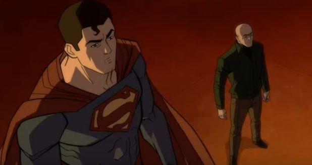 Superman: Man of Tomorrow - zwiastun animacji DC. Początki Człowieka ze Stali