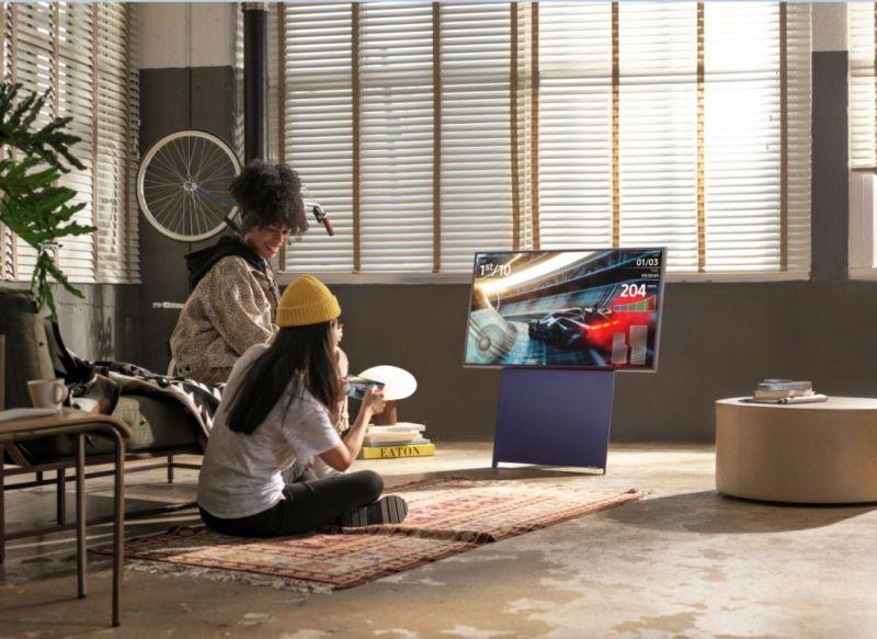 Samsung wprowadzi do Polski artystyczne telewizory