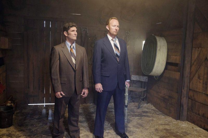 Agenci T.A.R.C.Z.Y. - zdjęcia z 6. odcinka finałowego sezonu