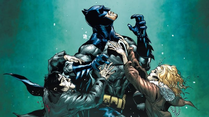 Batman. Detective Comics. Tom 1: Mitologia - recenzja komiksu