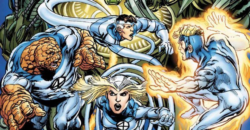 Najpotężniejsza Fantastyczna Czwórka w historii nadchodzi. Będą teraz jak Galactus