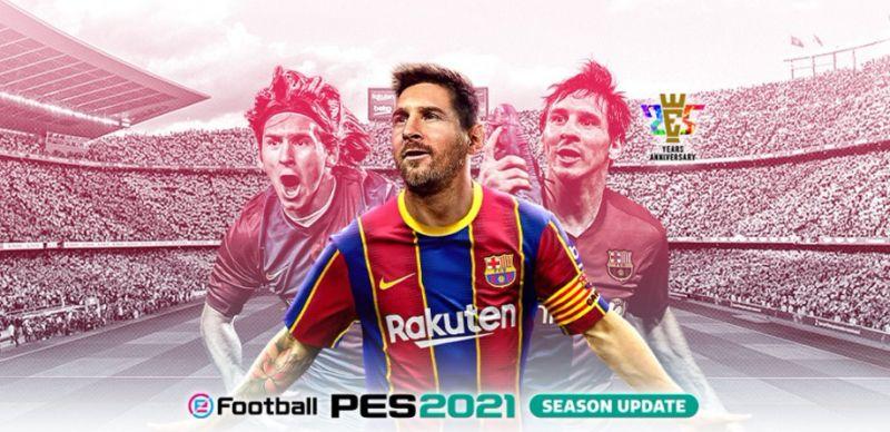 eFootball PES 2021 z ceną i datą premiery. Oto zwiastun gry