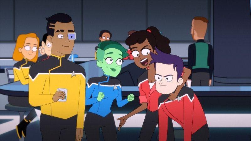 Star Trek: Lower Decks online - kiedy premiera w Polsce?