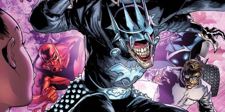 DC połączyło siły z Rise Againt. Posłuchajcie dźwięków Death Metal